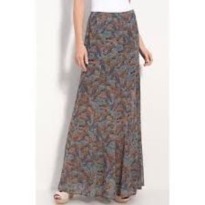 Hinge by Nordstrom Maxi Skirt